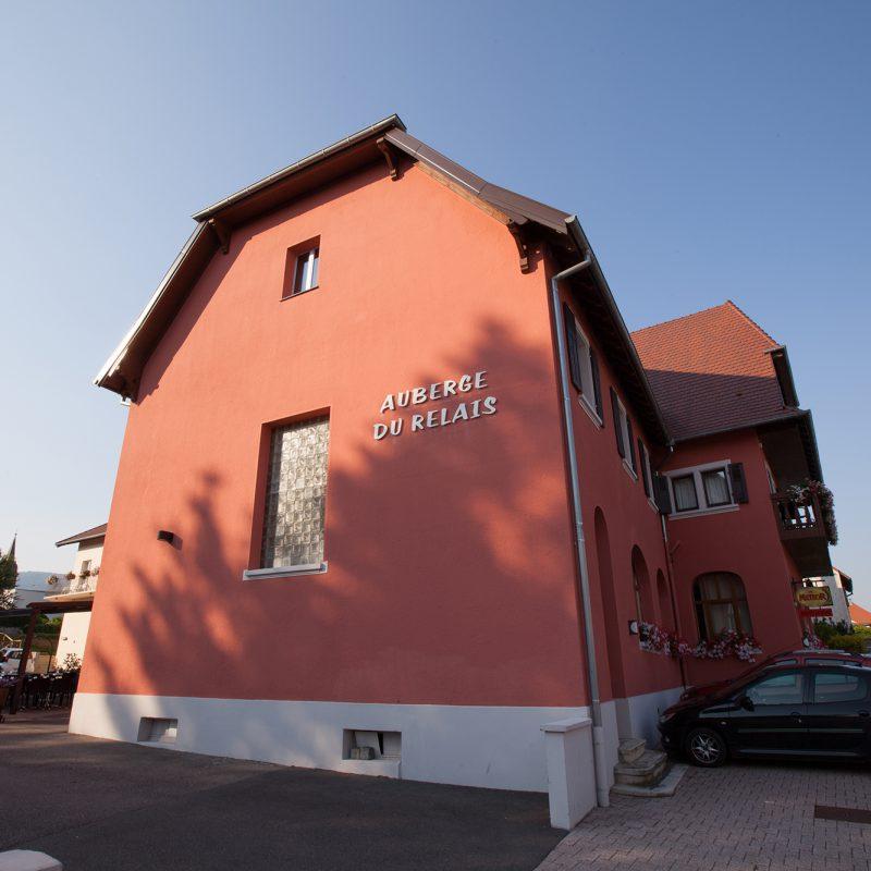 Auberge du relais Hôtel & Restaurant en Alsace